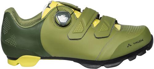 Vert Vaude Chaussures De Pointe Pour L'été Avec Des Hommes De Fermeture Velcro ODd0tzk9xM